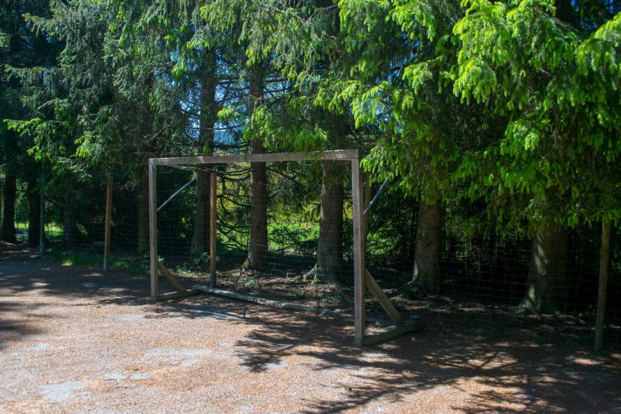 Sportplatz zur freien Nutzung