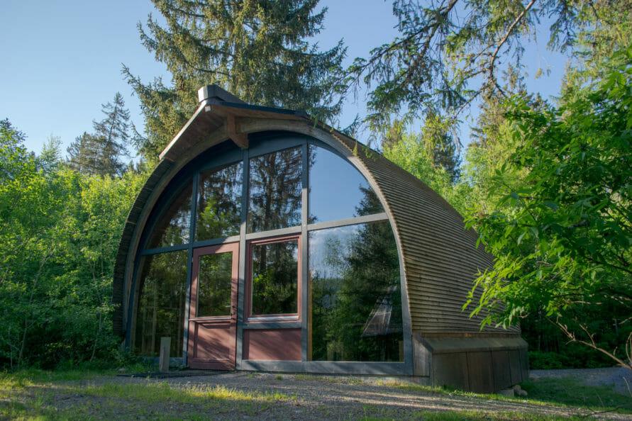 Bootel – die barrierefreie und ökologische Unterkunft am Schluchsee