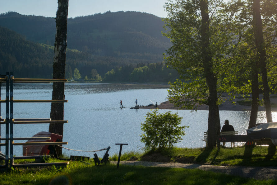 Das Anglerparadies in Baden-Württemberg
