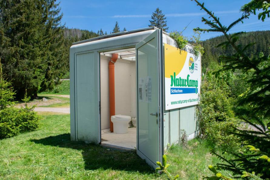 Unsere ökologische Komposttoilette Moobil