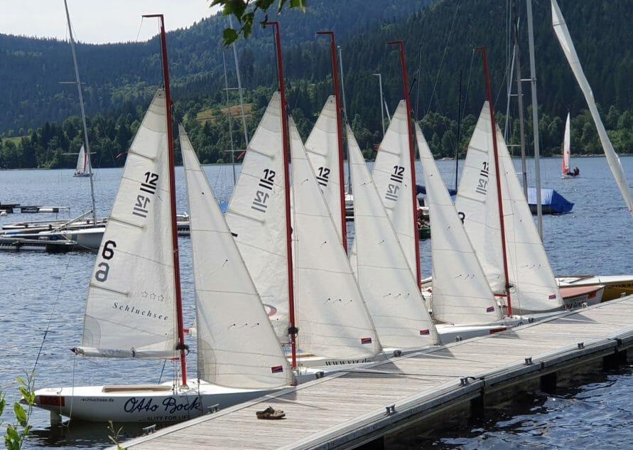 Mini 12er – Das Segelboot für alle Starter